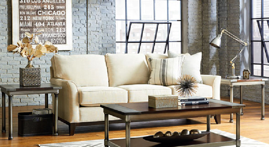 sofas, coffee table, end tables for long for short term lease