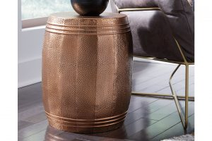 copper accent home style trend