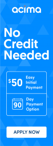 No Credit Needed 90 Day Payment
